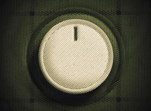 Fabric Dial by Keith Sereby