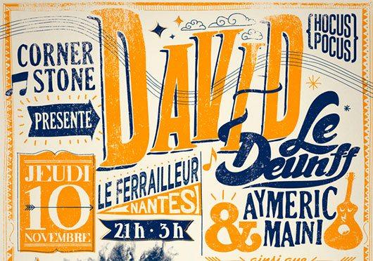 Concert David le Deunff