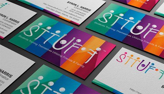 S.T.T.U.F.F. Brand Identity