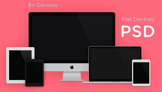 Flat Devices by Nick