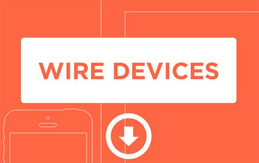 Wire Devices by Ari