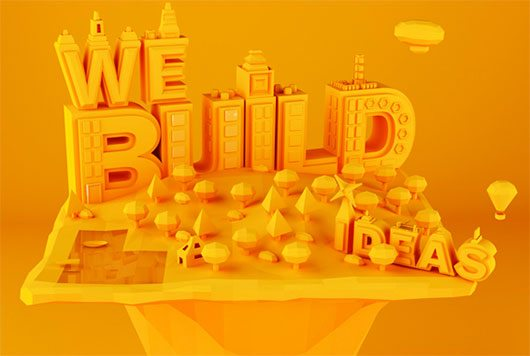 We Build Ideas by Eshwar Emilio Cassanese