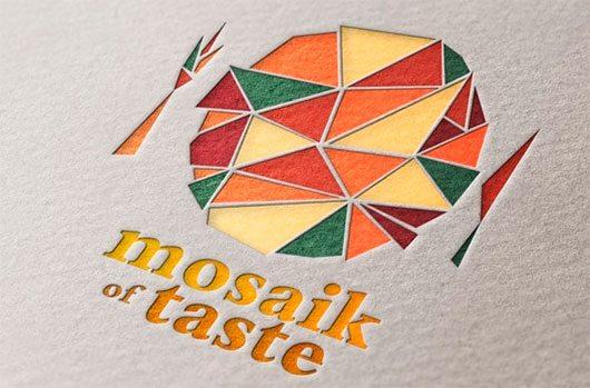 Mosaik of taste Anton Kolesnikov