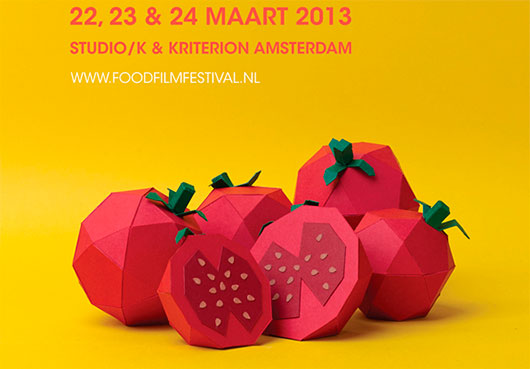 Food Film Festival by Alexis Facca