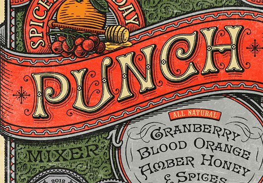 Spiced Holiday Punch by Simon Frouws  2