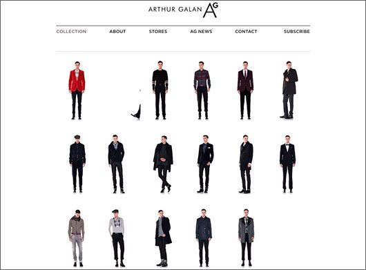 Arthur Galan Collection