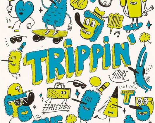 Trippin` Store bags