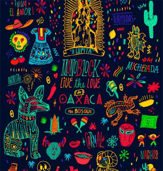 Oaxaca moleskine