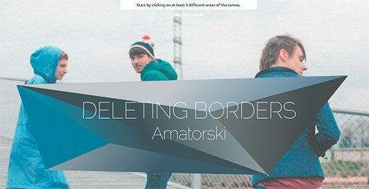 Deleting Borders by Amatorski