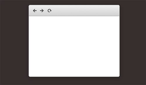 Chrome Browser Window by Cole Townsend