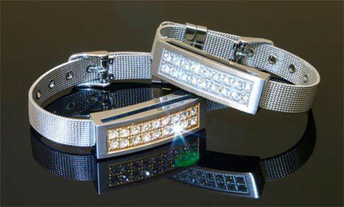 Jewel Bracelet USB Drive