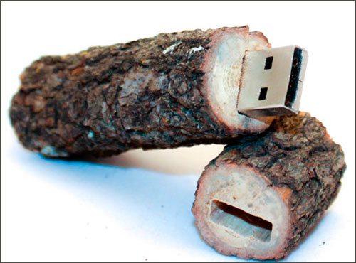 16GB USB Troncopen