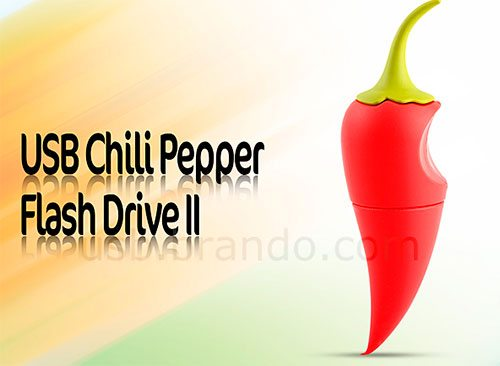 USB Chili Pepper Flash Drive II