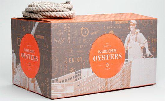 Island Creek Oysters