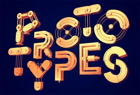 Prototypes by Pedro Veneziano