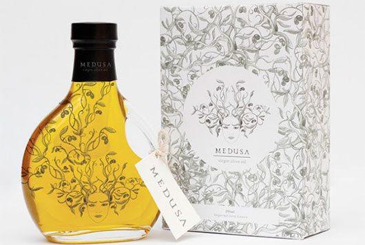 Medusa Olive Oil