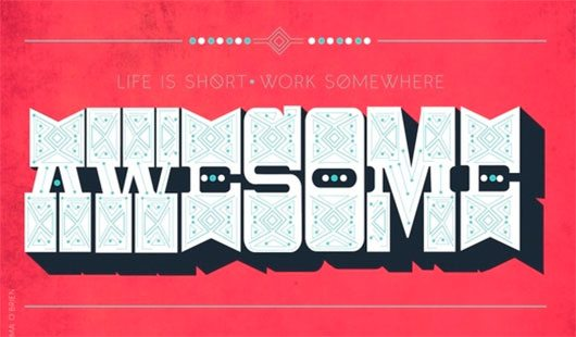 Awesome by Daniel Nelson