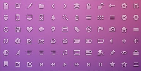Sketch Icons (Freebie) by Brett Jones