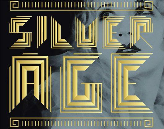 Echoa typeface by elleven