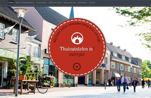 Thuiswinkelen