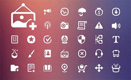 Gentle Edges Icon Kit