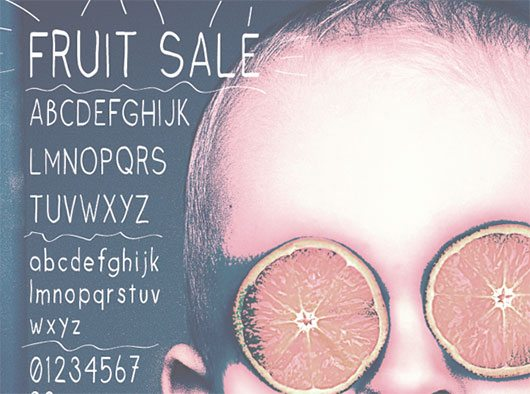 Fruit Sale by Sean Coady