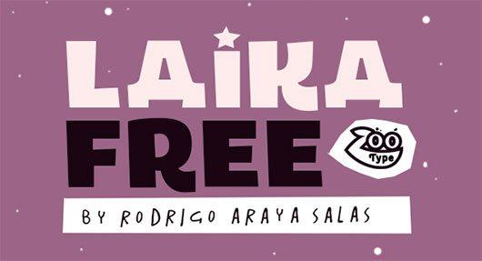 Laika FREE by Rodrigo Araya Salas