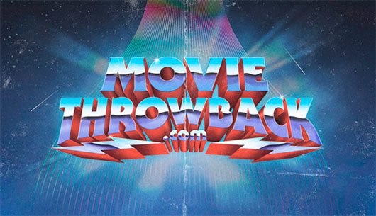 MovieThrowback.com by Buzzbomb Creative