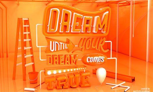 Dream on by Angélica Porfirio