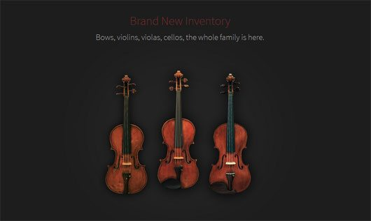 Kloss Violins