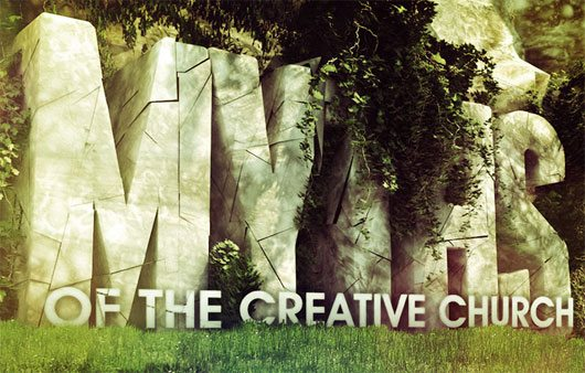 Myths of the Creative Church by Steve Stone