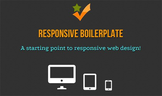 Responsive Boilerplate