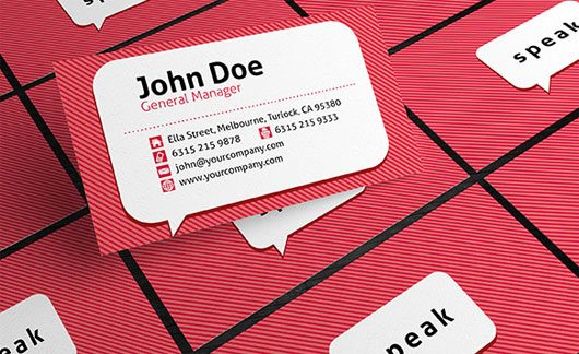 Dialog Business Card