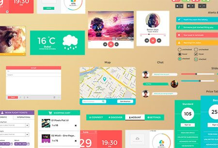 Smoothberry UI