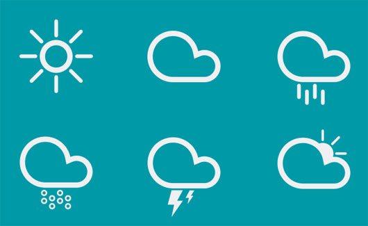 Not another weather app by Aleksandar Tasevski