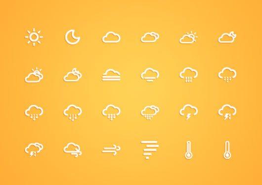Ico Weather by David Boyero