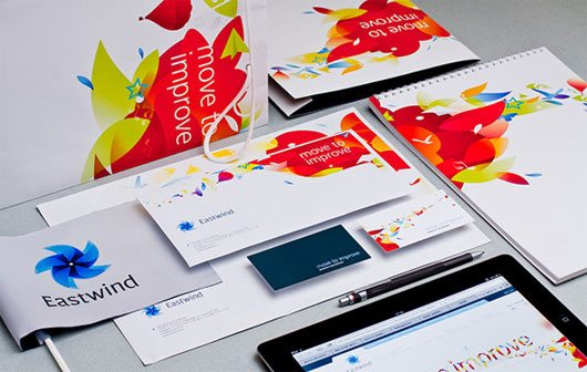 Eastwind Visual Identity Redesign by Brandiziac