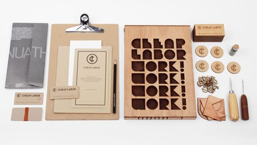 Cheap Labor by Sciencewerk Design