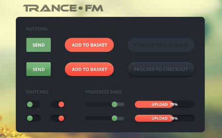 Elements Trance FM [PSD] by Alexey Anatolievich