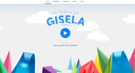 La Table de Gisela