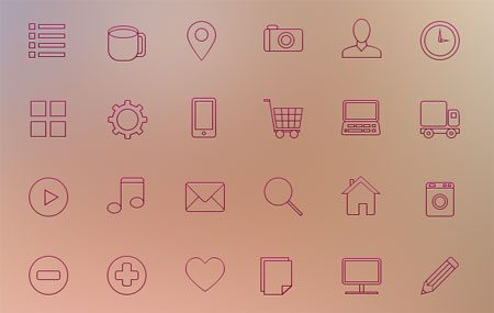 Icons by El