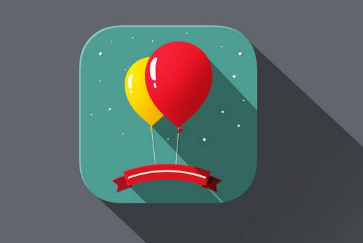 iOS 7 App Icon by Dennis Phang