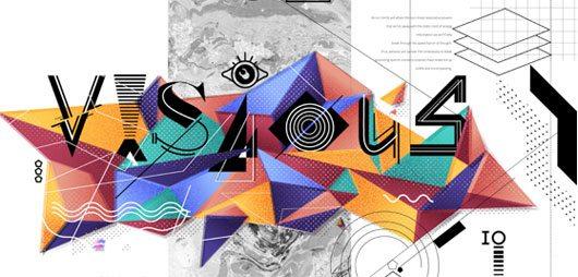 Visious Studio Landing Page by Kresna Dwitomo