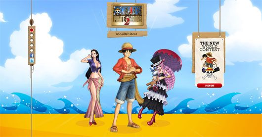 One Piece Game