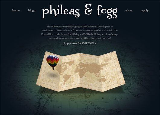 Phileas and Fogg