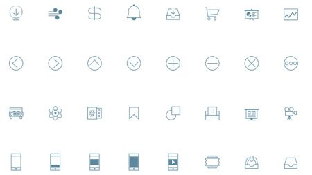 ICONSET Free Download by Pal Tsin