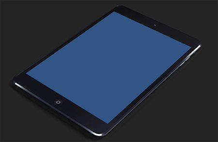 iPad Template