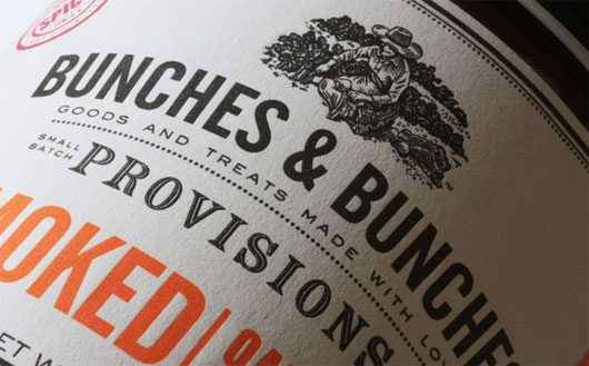 Bunches & Bunches: Provisions