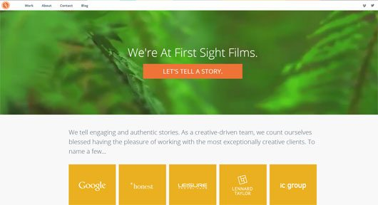 At First Sight Films