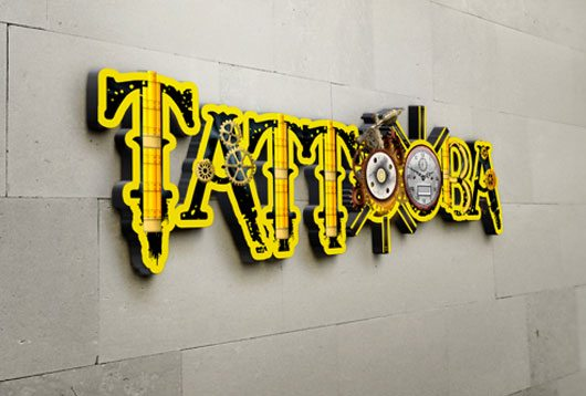 Tattooba by Shehzad Ahmed